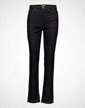 Totême Standard Denim Jeans Sleng Svart TOTÊME
