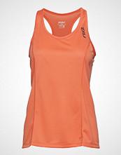 2XU Ghst Singlet-W T-shirts & Tops Sleeveless Oransje 2XU