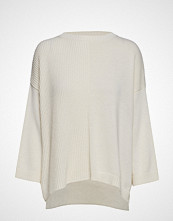 Weekend Max Mara Gianna Strikket Genser Creme WEEKEND MAX MARA