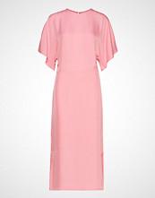 Filippa K Kimono Sleeve Dress Knelang Kjole Rosa FILIPPA K