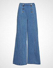 Stella Nova Merisa Jeans Sleng Blå STELLA NOVA
