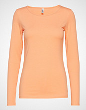 Soyaconcept Sc-Pylle T-shirts & Tops Long-sleeved Oransje SOYACONCEPT