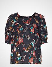 Odd Molly Marvelously Free Blouse Bluse Kortermet Svart ODD MOLLY