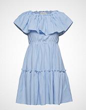 By Malina Audrey Dress Kort Kjole Blå BY MALINA