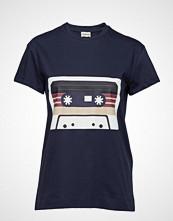 By Malene Birger Skiro T-shirts & Tops Short-sleeved Blå BY MALENE BIRGER