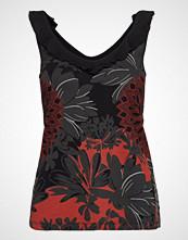 Desigual Ts Zoe T-shirts & Tops Sleeveless Svart DESIGUAL