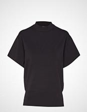 BOSS Business Wear Felinara T-shirts & Tops Short-sleeved Svart BOSS BUSINESS WEAR