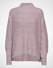 Coster Copenhagen Sweater In Woolmix W. Turtleneck Strikket Genser Rosa COSTER COPENHAGEN