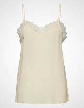 Day Birger et Mikkelsen Day New Fannah Bluse Ermeløs Creme Day Birger Et Mikkelsen