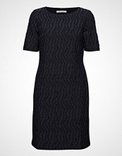 Betty Barclay Dress Short 3/4 Sleeve Kort Kjole Blå BETTY BARCLAY