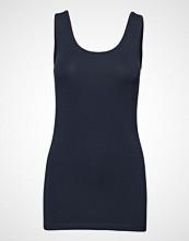 Fransa Zaganic 5 Top T-shirts & Tops Sleeveless Blå FRANSA