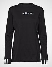 Adidas Originals Coeeze Ls T-shirts & Tops Long-sleeved Svart ADIDAS ORIGINALS