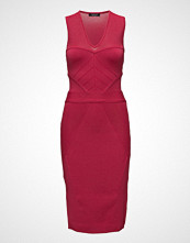 Marciano by GUESS S Dress Swtr Knelang Kjole Rød MARCIANO BY GUESS