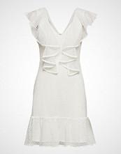 By Malina Luisa Dress Kort Kjole Hvit BY MALINA