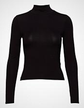 Gina Tricot Dora Turtleneck T-shirts & Tops Long-sleeved Svart GINA TRICOT