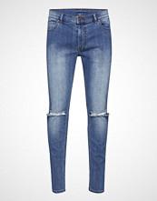 Dr.Denim Clark Slim Jeans Blå DR. DENIM