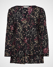 Masai Betty Top Bluse Langermet Svart MASAI