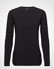 Max Mara Leisure Lawia T-shirts & Tops Long-sleeved Svart MAX MARA LEISURE