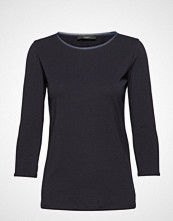 Weekend Max Mara Multib T-shirts & Tops Long-sleeved Blå WEEKEND MAX MARA