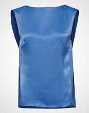 By Malene Birger Blo1018s91 T-shirts & Tops Sleeveless Blå BY MALENE BIRGER