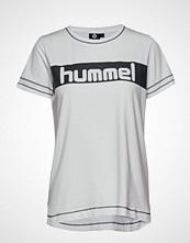 Hummel Hmlnatalie T-Shirt S/S T-shirts & Tops Short-sleeved Hvit Hummel