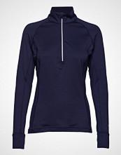 Puma Golf W Rotation 1/4 Zip T-shirts & Tops Long-sleeved Blå PUMA GOLF