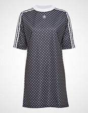 Adidas Originals Dress Kort Kjole Blå ADIDAS ORIGINALS