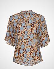 Lovechild 1979 Tulum Blouse Bluse Kortermet Rosa LOVECHILD 1979