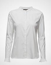 Mos Mosh Mattie Shirt Langermet Skjorte Hvit MOS MOSH