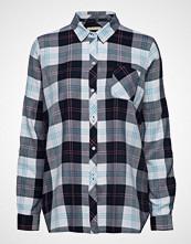 Barbour Barbour Shoreline Shirt Langermet Skjorte Blå BARBOUR