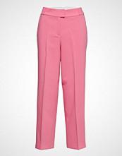 Esprit Collection Pants Woven Bukser Med Rette Ben Rosa ESPRIT COLLECTION