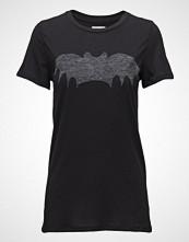 Zoe Karssen Loose Fit Tee T-shirts & Tops Short-sleeved Svart ZOE KARSSEN