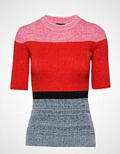 Marimekko Kirjain Striped Knitted Top Strikket Genser Multi/mønstret MARIMEKKO