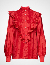 MSGM Shirt Bluse Langermet Rød MSGM