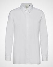 Denim Hunter 03 The Shirt Langermet Skjorte Hvit DENIM HUNTER