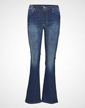 Please Jeans Longcut Stockholm Jeans Sleng Blå PLEASE JEANS
