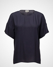 Twist & Tango Thilda Blouse T-shirts & Tops Short-sleeved Blå TWIST & TANGO