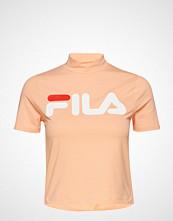 FILA Every Turtle Tee T-shirts & Tops Short-sleeved Oransje FILA