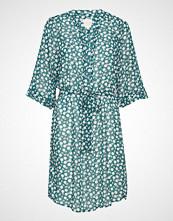 Lollys Laundry Jade Dress Knelang Kjole Blå LOLLYS LAUNDRY