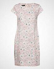 Taifun Dress Woven Fabric Kort Kjole Rosa TAIFUN