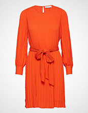 Cathrine Hammel Miami Dress Knelang Kjole Oransje CATHRINE HAMMEL
