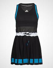 adidas Tennis Paris Escouade Dress W Kort Kjole Blå ADIDAS TENNIS