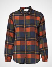 Denim Hunter Dhsara Shirt Langermet Skjorte Multi/mønstret DENIM HUNTER