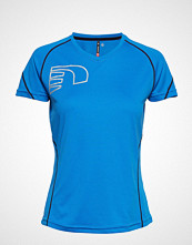 Newline Core Coolskin Tee T-shirts & Tops Short-sleeved Blå NEWLINE