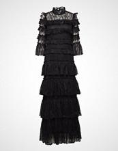 By Malina Carmine Maxi Dress Maxikjole Festkjole Svart BY MALINA