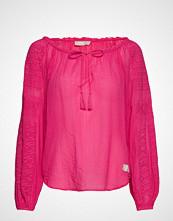 Odd Molly Superflow Blouse Bluse Langermet Rosa ODD MOLLY