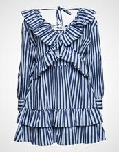 MSGM Dress Kort Kjole Blå MSGM