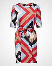 Marella Picchio Knelang Kjole Multi/mønstret MARELLA