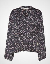 Odd Molly Cosmic Moments Blouse Bluse Langermet Blå ODD MOLLY