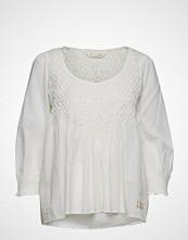 Odd Molly Sway Blouse Bluse Langermet Hvit ODD MOLLY